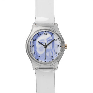 Serious Jesus Wrist Watches