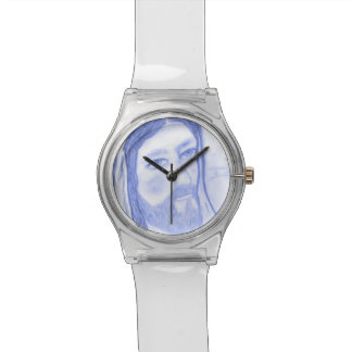 Serious Jesus Wristwatches