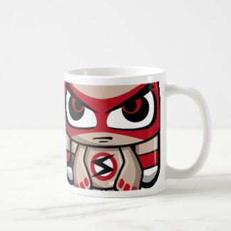 Serious Mascot Classic White Coffee Mug