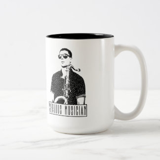 Serious Musician Mug #2