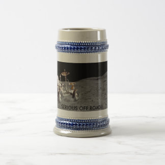 SERIOUS OFF ROAD!! 18 OZ BEER STEIN