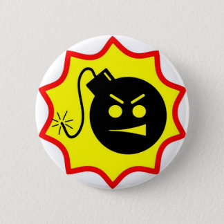 Serious Sam's Logo Button
