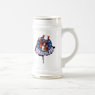Seriousless Original Stien/Mug Beer Stein