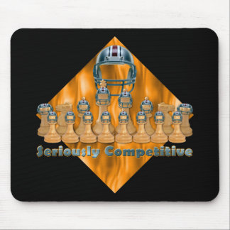 Seriously Competitive Mouse Pad