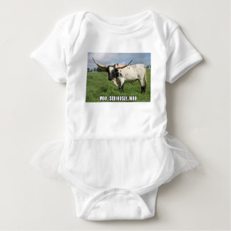 Seriously, that is a lot of Bull Baby Bodysuit
