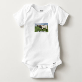 Seriously, that is a lot of Bull Baby Onesie