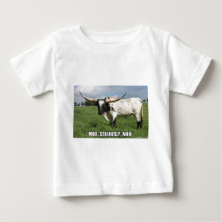 Seriously, that is a lot of Bull Baby T-Shirt