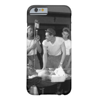 Seriously wounded soldier of the 116th_War Image Barely There iPhone 6 Case