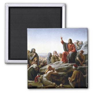 Sermon on the Mount Magnet