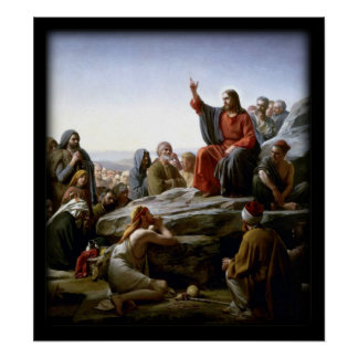 Sermon On The Mount Poster