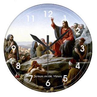 Sermon on the Mount Wall Clock