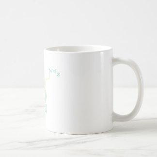 Serotonin Chemical Structure Coffee Mug