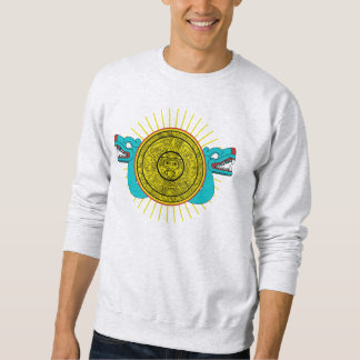 serpent sun sweatshirt