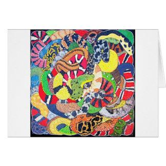 Serpents Card