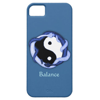 Serpents Dual (Blue) Case For The iPhone 5