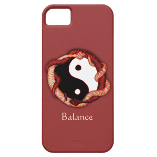 Serpents Dual (Red) iPhone 5 Covers