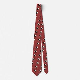 Serpents Dual (Red) Tie