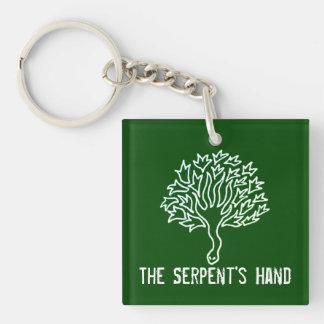 Serpent's Hand keyholder [SCP Foundation] Keychain