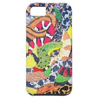 Serpents iPhone 5 Case