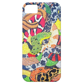 Serpents iPhone 5 Cover