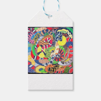 Serpents Pack Of Gift Tags