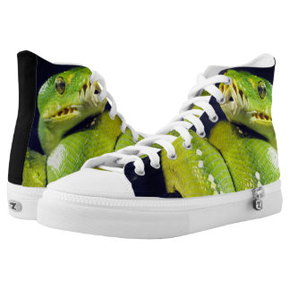 Serpent's Smile High Tops