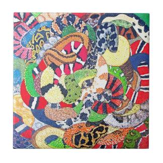 Serpents Tile