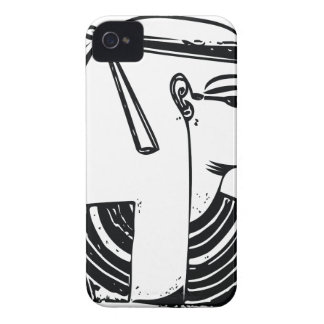 Serquet the Scorpion 1 Case-Mate iPhone 4 Cases