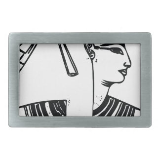 Serquet the Scorpion 1 Rectangular Belt Buckles