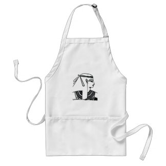 Serquet the Scorpion 1 Standard Apron