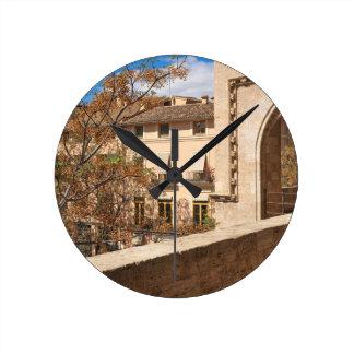 Serrano Torres in Valencia, Spain Clock