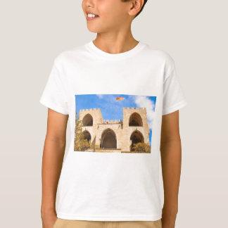 Serrano Towers in Valencia, Spain T-Shirt