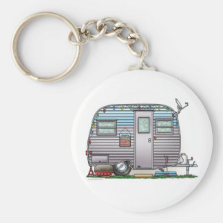 Serro Scotty Camper Keychain