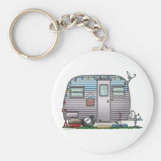 Serro Scotty Camper Keychain