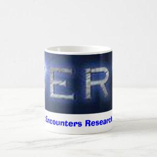 SERT logo, Spirit Encounters Research Team Mug