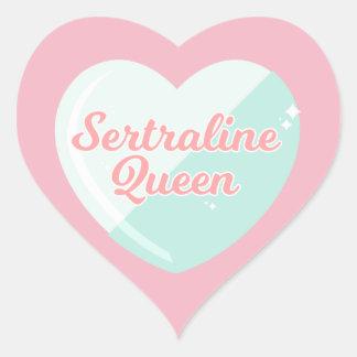 Sertraline Queen Stickers