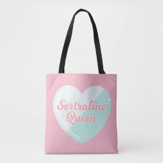 Sertraline Queen Tote