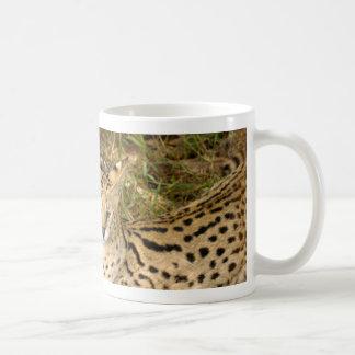 serval 033 coffee mug