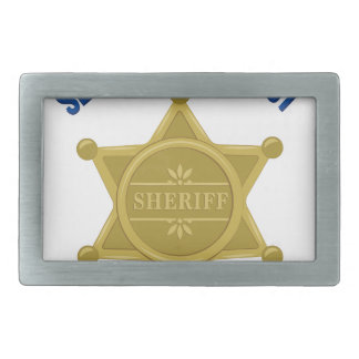Serve And Protect Belt Buckle