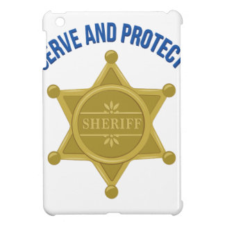 Serve And Protect Cover For The iPad Mini