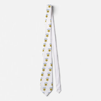 Serve And Protect Tie