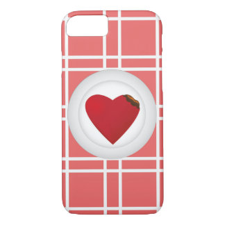 Serve your heart iPhone 7 case