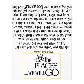 Service dog poem FNL BACK yellow Letterhead