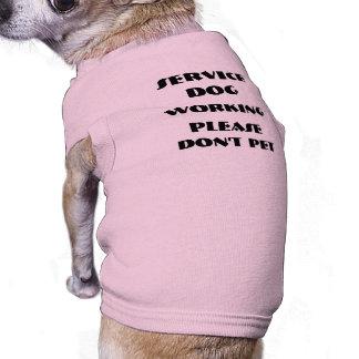 SERVICE DOG TEE