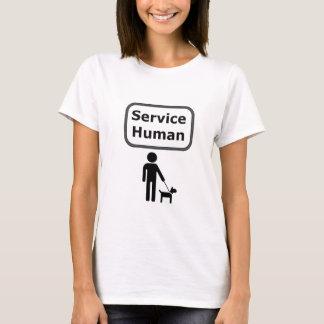 Service Human Shirt