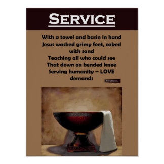 Service - Poster