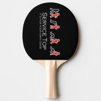 Service Top Paddle