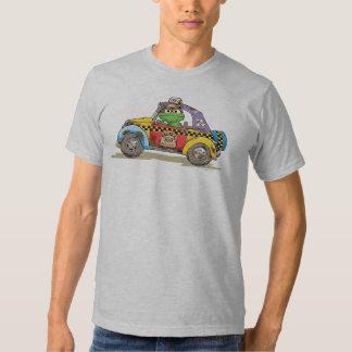 Service vintage du taxi de l'oscar tee shirt