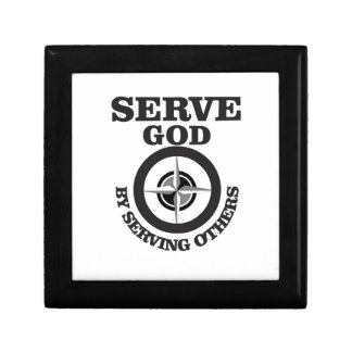 serving god by serving others jewelry boxes