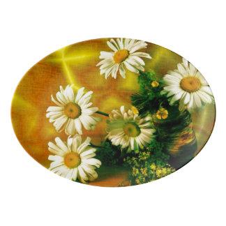 serving platers porcelain serving platter